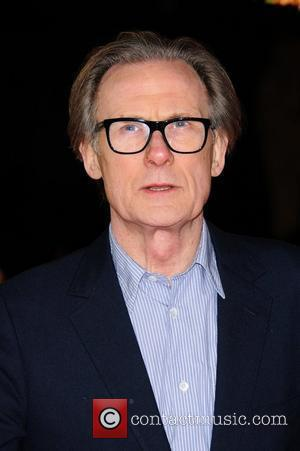 Bill Nighy 'The Best Exotic Marigold Hotel' world premiere held at the Curzon Mayfair - Arrivals London, England - 07.02.12
