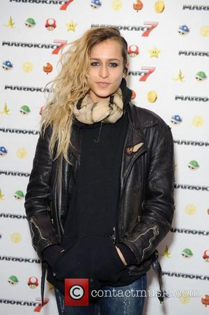 Alice Dellal The launch of Mario Kart 7 held at the Sports Cafe, Haymarket London, England - 30.11.11  This...