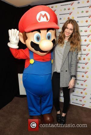 Sunday Girl The launch of Mario Kart 7 held at the Sports Cafe, Haymarket London, England - 30.11.11  This...