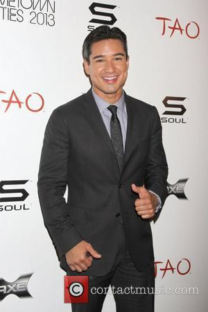 Mario Lopez celebrates his Bachelor Party at TAO Nightclub inside The Venetian Resort and Casino Las Vegas, Nevada - 15.09.12
