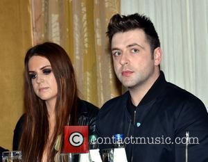 Westlife's Mark Feehily and The Voice's Keira Byrne  launch ISPCC Anti-Bullying Week at The Westbury Hotel  Dublin, Ireland...