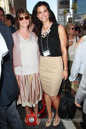 Pam Dawber and Lu Parker