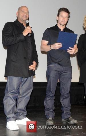 Allen Hughes and Mark Wahlberg