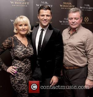 Mark Wright, Carol Wright and Mark Wright Sr