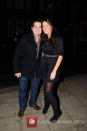 Alexis Smith  Mark Wright's welcome home party held at Nu Bar Loughton Essex, England - 07.12.11