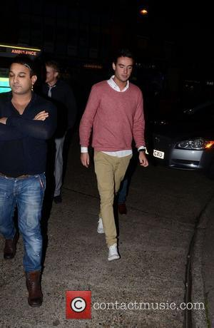 Jack Tweed  Mark Wright's welcome home party held at Nu Bar Loughton Essex, England - 07.12.11