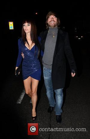 Jessica Jane Clement and Lee Stafford Mark Wright's welcome home party held at Nu Bar Loughton Essex, England - 07.12.11