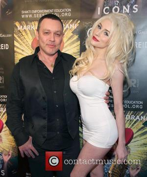 Doug Hutchinson and Courtney Stodden Markus + Indrani Icons Book Launch Party Hosted By Carmen Electra Benefiting The Trevor Project...