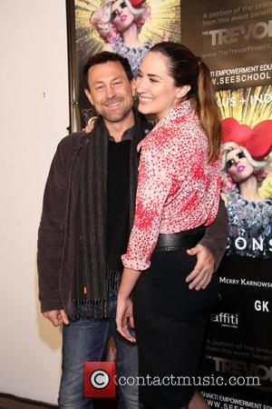 Grant Bowler Markus + Indrani Icons Book Launch Party Hosted By Carmen Electra Benefiting The Trevor Project at the Merry...