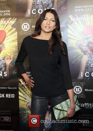 Tinsel Korey Markus + Indrani Icons Book Launch Party Hosted By Carmen Electra Benefiting The Trevor Project at the Merry...