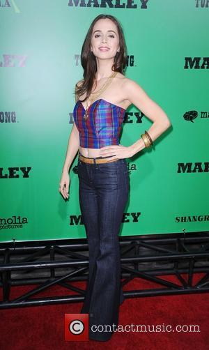 Eliza Dushku  Los Angeles Premiere of Magnolia Picture's 'Marley' held at The Dome at Arclight Hollywood - Arrivals Hollywood,...
