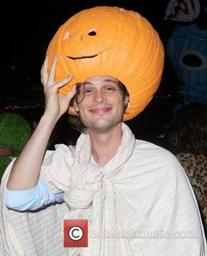 Matthew Gray Gubler  Patron XO cafe presents the 8th annual Maroon 5 Halloween Party held at Forever Cemetery in...
