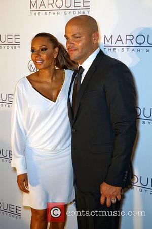 Mel B and Stephen Belafonte