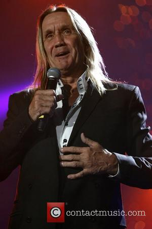 Nicko McBrain Marshall Amp: 50 Years Of Loud Live Concert, held at Wembley Arena London, England - 22.09.12