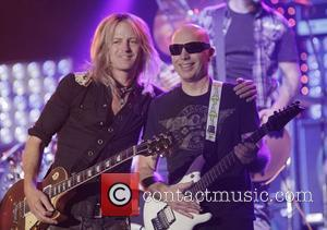 Doug Aldrich and Joe Satriani