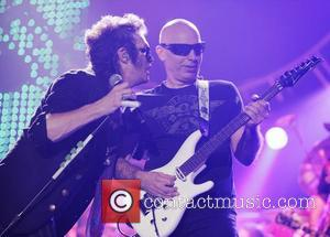 Glenn Hughes, Joe Satriani and Wembley Arena