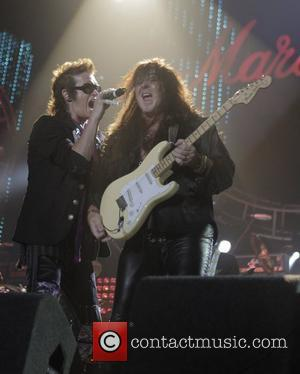 Glenn Hughes, Yngwie Malmsteen and Wembley Arena