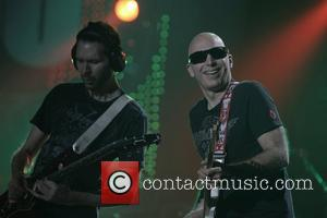 Paul Gilbert and Joe Satriani