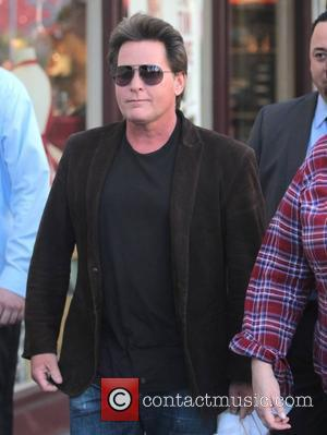 Emilio Estevez arrives at The Grove for a book signing Los Angeles, California - 11.05.12