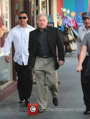 Martin Sheen arrives at The Grove for a book signing Los Angeles, California - 11.05.12