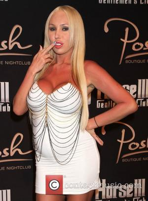 Mary Carey Adult film star Mary Carey hosts the third annual Red, White and Boobs Bash at Crazy Horse III...