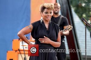 Mary J Blige and Central Park