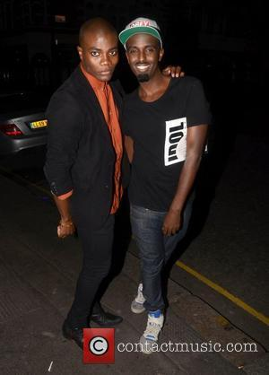 Anthony BB and Mason Smillie Mason Smillie's 'Thank You' party at Kitts London, England - 06.01.12