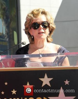 Yeardley Smith and Star On The Hollywood Walk Of Fame
