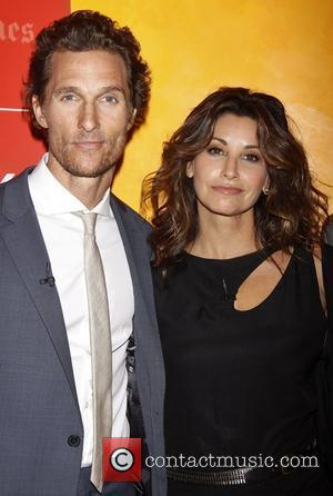 Matthew Mcconaughey and Gina Gershon