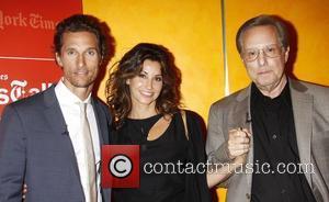 Matthew Mcconaughey, Gina Gershon and William Friedkin