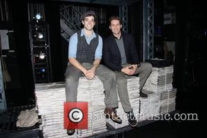 Corey Cott and Matthew Morrison