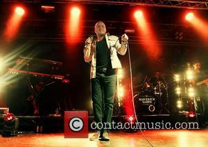 Maverick Sabre, real name Michael Stafford, performing at the Liverpool O2 Academy. Liverpool, England - 24.09.12