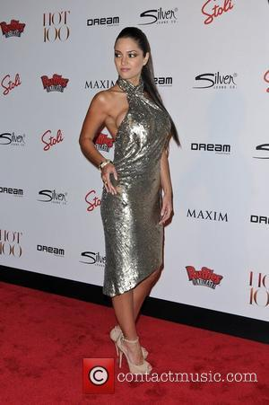 Paula Garces  Maxim Hot 100 Party at Dream Downtown  New York City, USA - 24.05.2012