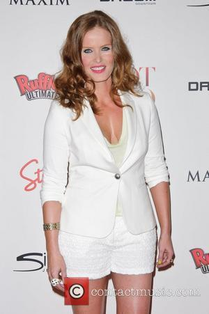 Rebecca Mader   Maxim Hot 100 Party at Dream Downtown  New York City, USA - 24.05.2012