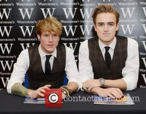 Dougie Poynter, Tom Fletcher, Waterstone, Kingston, London and England