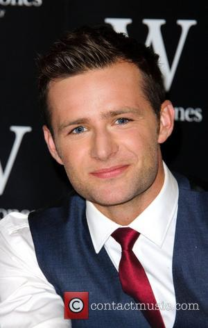 Harry Judd McFly launch their new book entitled 'Unsaid Things...Our Story' at Waterstones in Piccadilly London, England - 11.10.12