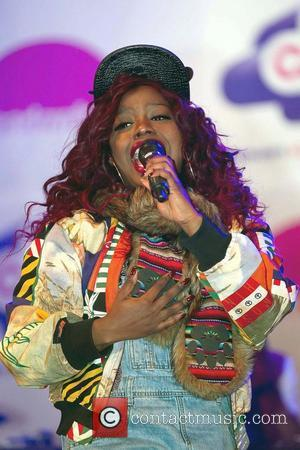 Misha B,  at the switch on of the Meadowhall Christmas Lights at Meadowhall. Sheffield, England - 08.11.12 Mandatory Credi: