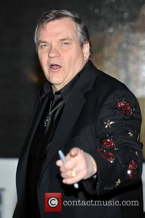 Meat Loaf signs copies of his new album, 'Hell In A Handbasket' at HMV Oxford Street. London, England - 28.02.12