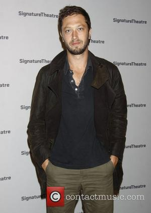 Ebon Moss-Bachrach After party for the opening night of 'Kenneth Lonergan's Medieval Play' at the Signature Theatre New York City,...