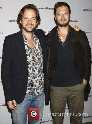 Peter Sarsgaard and Ebon Moss-bachrach