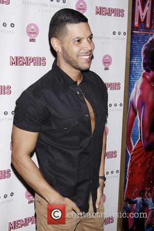 Wilson Cruz  After party celebrating the 1000th performance of the Broadway musical 'Memphis', held at Lounge 48.  New...