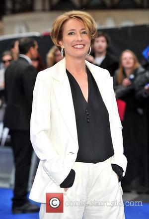 Emma Thompson Men in Black 3 - UK film premiere held at the Odeon Leicester Square - Arrivals. London, England...