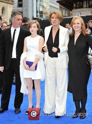 Greg Wise, Emma Thompson, Gaia Romiily Men in Black 3 - UK film premiere held at the Odeon Leicester Square...