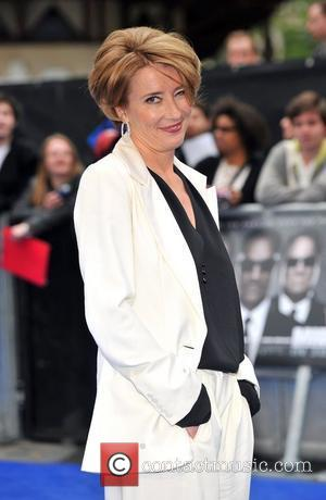 Emma Thompson and Odeon Leicester Square