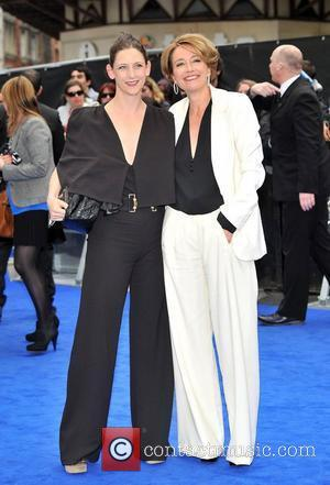 Maria Grachvogel and Emma Thompson Men in Black 3 - UK film premiere held at the Odeon Leicester Square -...