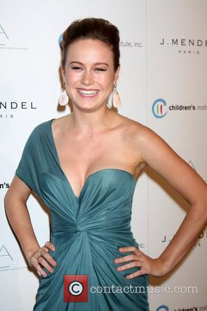 Brie Larson arrives at the 3rd Annual Autumn Party with designer J Mendel at The London  West Hollywood, USA...