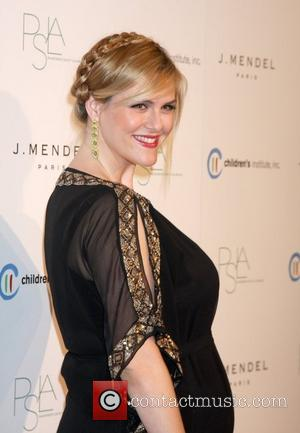 Sara Rue arrives at the 3rd Annual Autumn Party with designer J Mendel at The London  West Hollywood, USA...