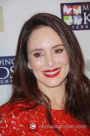 Madeleine Stowe Mending Kids International Celebrity Poker Tournament held at The London West Hollywood Hotel Los Angeles, California - 01.12.12