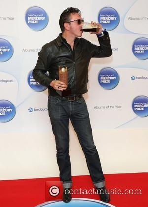 Richard Hawley Barclaycard Mercury Music Prize albums of the Year nominations 2012 held at the Hospital club - Arrivals London,...