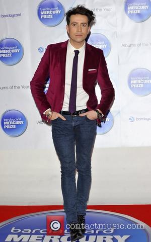 Nick Grimshaw and Barclaycard Mercury Music Prize